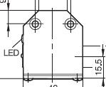 Standard types - BES516-346-H2-L / ES516-341-H2-L / BES516-344-H2-L / BES516-340-H2-L
