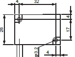 Standard types - BES517-Q1202P / BES517-Q1202N