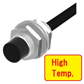 DC 2-wire types - High templature - RS08TA 018D /RS08EA 018