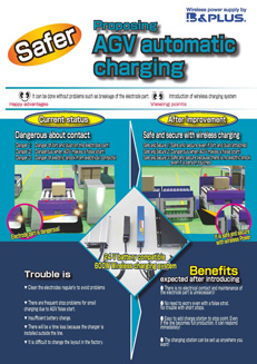 AGV automatic charging